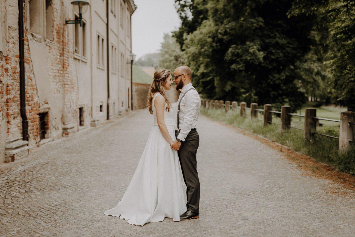 Hochzeitsreportage Kloster Neuzelle
