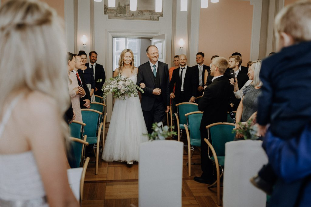 Hochzeit Hotel Doellnsee