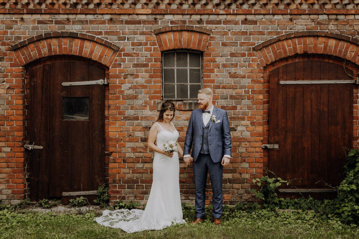 Hochzeitsfotograf Haus Katharinensee Muellrose